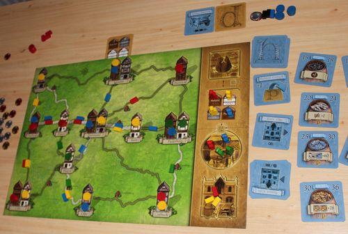 Board Game: Hellweg westfalicus