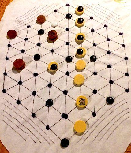 Board Game: Benediction