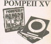 Board Game: Pompeii XV