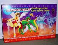 Board Game: Cardcaptors: Challenge of the Clow Spirits Game