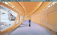 Video Game: Space Quest V: The Next Mutation