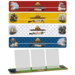 Board Game Accessory: 1812: The Invasion of Canada – Card Holders