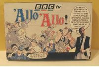 Board Game: Allo Allo