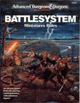 RPG Item: Battlesystem Miniatures Rules