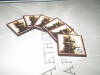 Board Game: Aether Captains