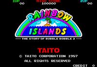 Video Game: Rainbow Islands