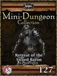 RPG Item: Mini-Dungeon Collection 127: Retreat of the Sword Baron