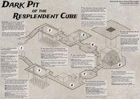 RPG Item: Dark Pit of the Resplendent Cube