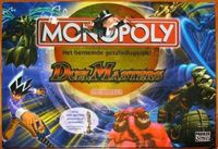 Board Game: Monopoly: Duel Masters