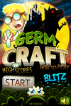 Video Game: GermCraft