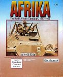 Board Game: Afrika: The Northern African Campaign, 1940-1942