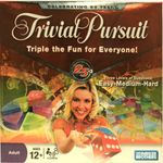 Board Game: Trivial Pursuit: 25th Anniversary Edition