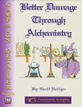 RPG Item: Better Damage Through Alchemistry