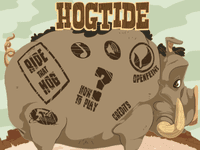 Video Game: Hogtide