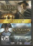 Video Game Compilation: Empire: Total War & Napoleon – Total War – Game of the Year Edition