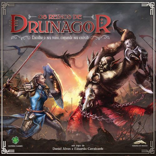 Board Game: Os Reinos de Drunagor