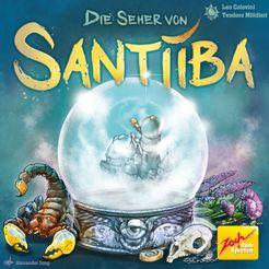 Die Seher von Santiiba | Board Game | BoardGameGeek