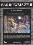 RPG Item: Barrowmaze II