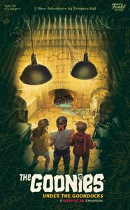 The Goonies: Under the Goondocks – A Never Say Die Expansion Cover Artwork