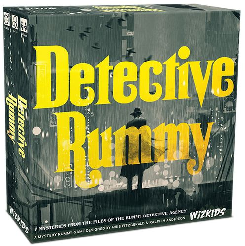 Board Game: Detective Rummy
