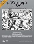 RPG Item: F4: The Withered Crag