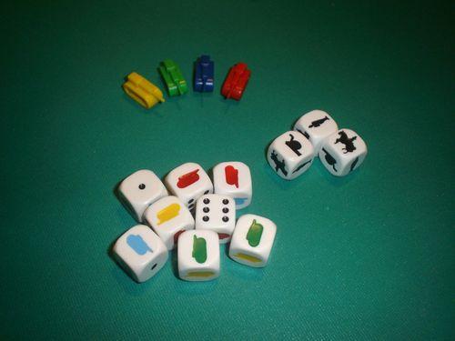 Board Game: RisiKo! express