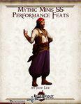 RPG Item: Mythic Minis 055: Performance Feats