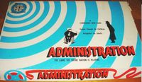 Board Game: Administration
