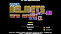 Video Game: Super Helmets on Fire