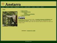 RPG Item: Anstarra Rules of Play