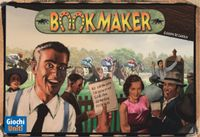 Board Game: Bookmaker