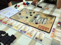 The birth of a railway tycoon!