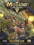 RPG Item: Mutant Chronicles 3rd Edition Roleplaying Game: Savage Worlds Edition