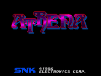 Video Game: Athena