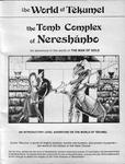 RPG Item: The Tomb Complex of Nereshánbo