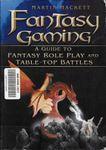 RPG Item: Fantasy Gaming