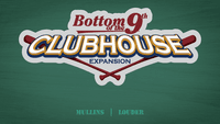 Board Game: Bottom of the 9th: Clubhouse Expansion
