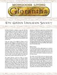 RPG Item: Adventure 2: The Golden Liberation Society
