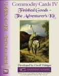 RPG Item: Commodity Cards IV: Finished Goods - The Adventurer's Kit