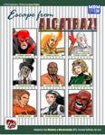 RPG Item: Escape from Alcatraz!