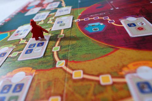 Board Game: The Scarlet Pimpernel