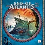 Board Game: End of Atlantis: Revised Edition