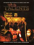 RPG Item: Wild Talents (1st Edition)