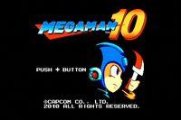 Video Game: Mega Man 10