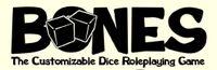 RPG: Bones: Customizable Dice Roleplaying Game