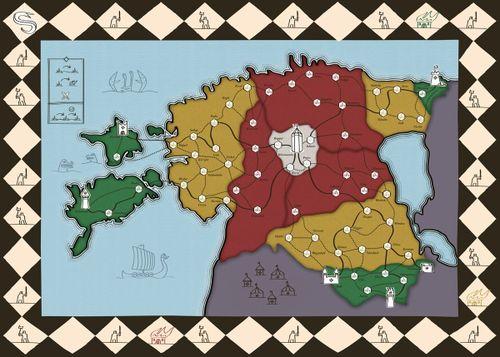 Board Game: Lembitu