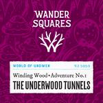 RPG Item: WanderSquares: Underwood Tunnels Adventure Guide