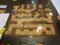 Board Game: Das Labyrinth des Minotaurus