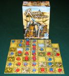 Board Game: Robber Knights