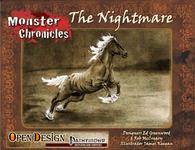 RPG Item: Monster Chronicles: The Nightmare